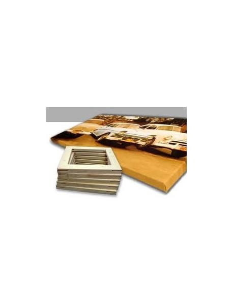 Foto Lienzo montado sobre bastidor de madera 46x38 F