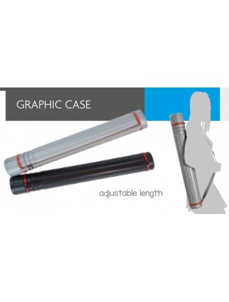 Porta Gráficas extensible en PVC