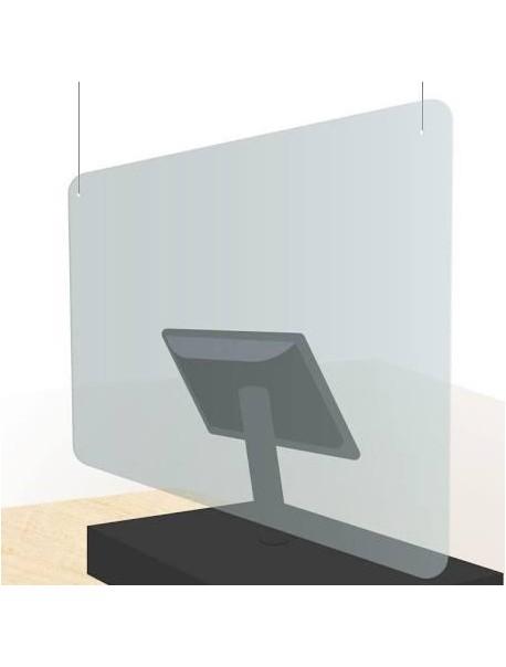 Mampara Colgante Protección COVID-19